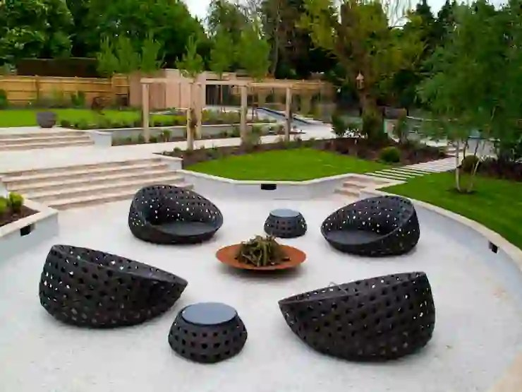 14 Garden Furniture Ideas To Lure You Outside Homify