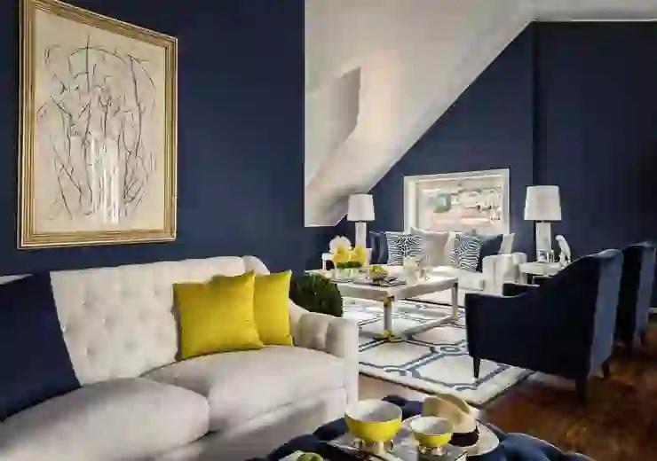 10 magnifiques couleurs pour les murs