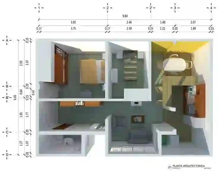 13 نموذج 3d يجب أن تراهم قبل تصميم منزل أحلامك