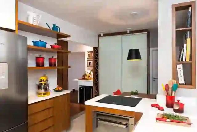 Dapur oleh Ambienta Arquitetura