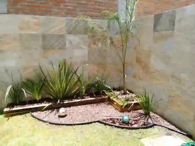 15 Ideen Um Einen Kleinen Garten Mit Steinen Zu Verschönern