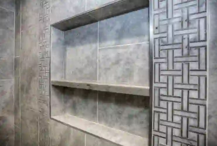 The Perfect Shower Niche For Your Bathroom An Insight Homify