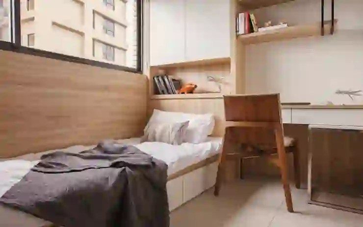 20 Bedrooms With Less Than Six Square Meters Of Space Homify