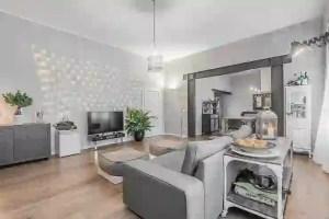 14 Ideen für ein graues Wohnzimmer, das neidisch macht ...