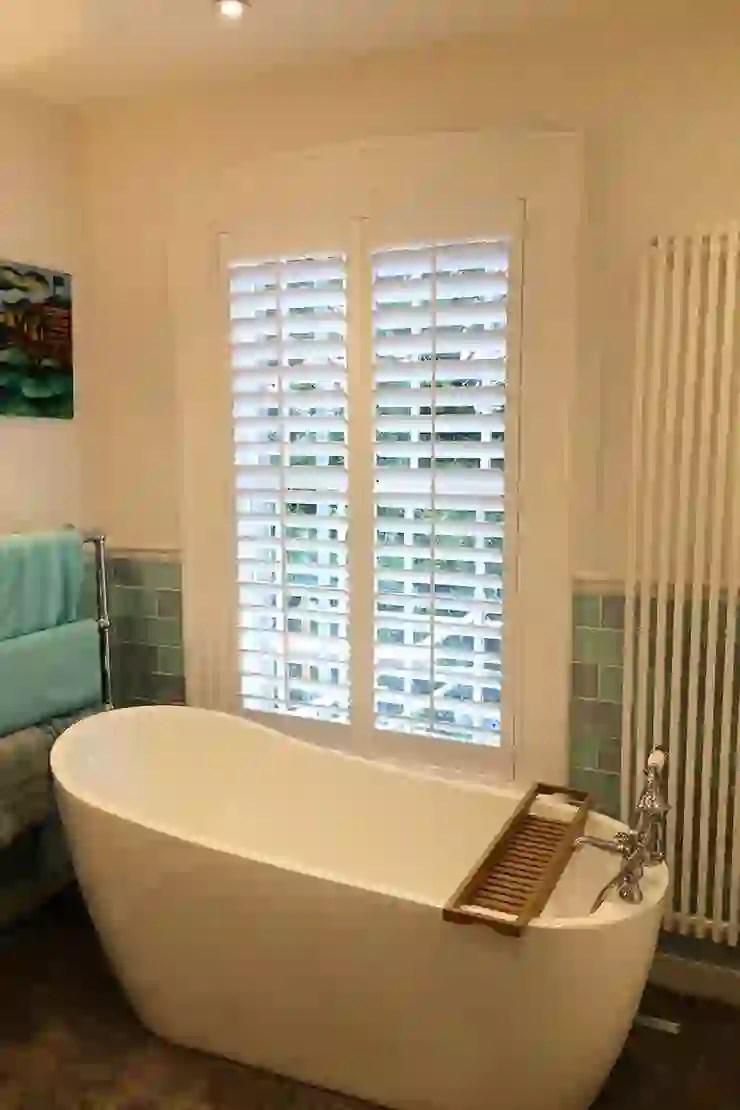 Bathroom Shutters By Plantation Shutters Ltd Homify