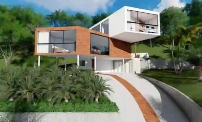 31 Projetos 3D De Casas Para Te Inspirar homify