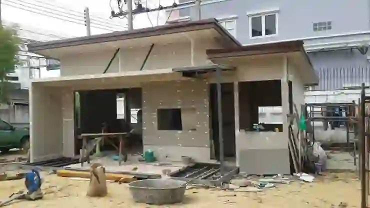 konstruksi baja ringan rumah minimalis inspirasi sederhana dengan bujet rp 150 an juta saja homify