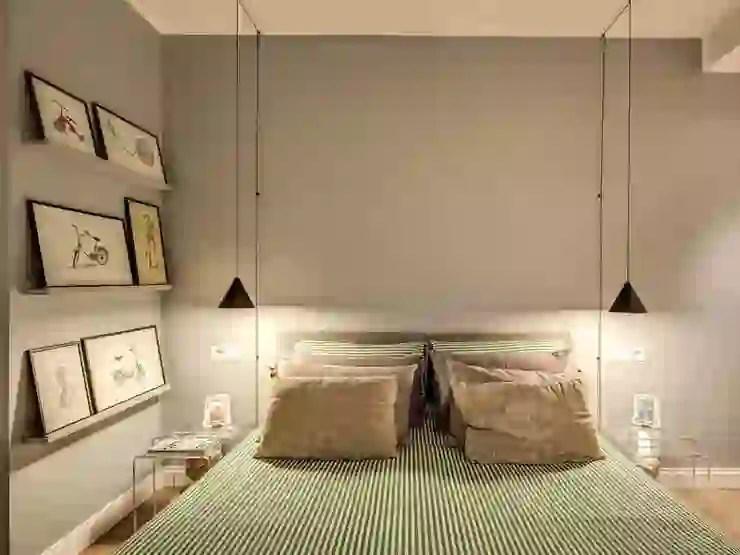 La camera da letto matrimoniale e la camera per adolescenti è uno spazio dedicato al riposo e al relax. 26 Idee Per Arredare La Camera Da Letto Piccola In Modo Eccezionale Homify