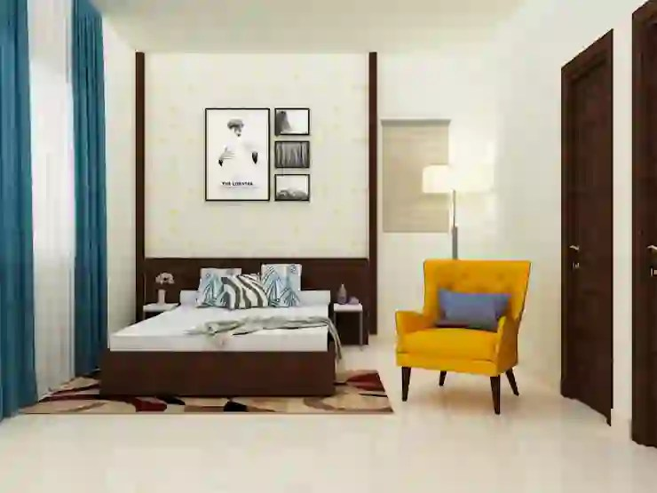 25 Decorating Tips For Small Bedrooms With Wardrobes Homify