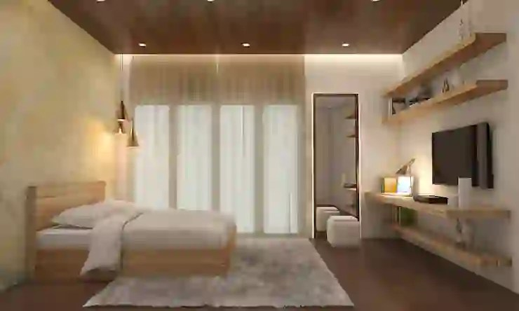 What Are Some Small Bedroom Design And Storage Ideas For