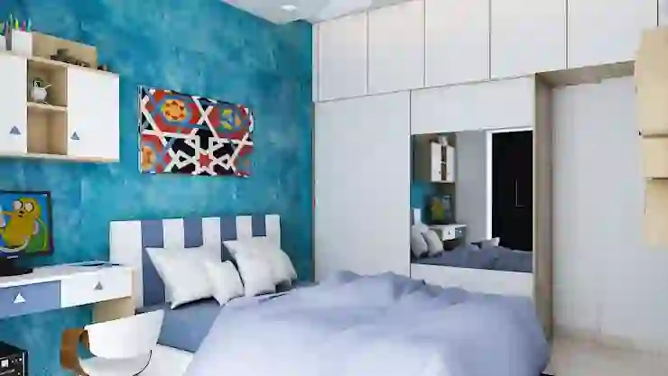 Bedroom Colour Schemes By Interior Designers In Bangalore Homify