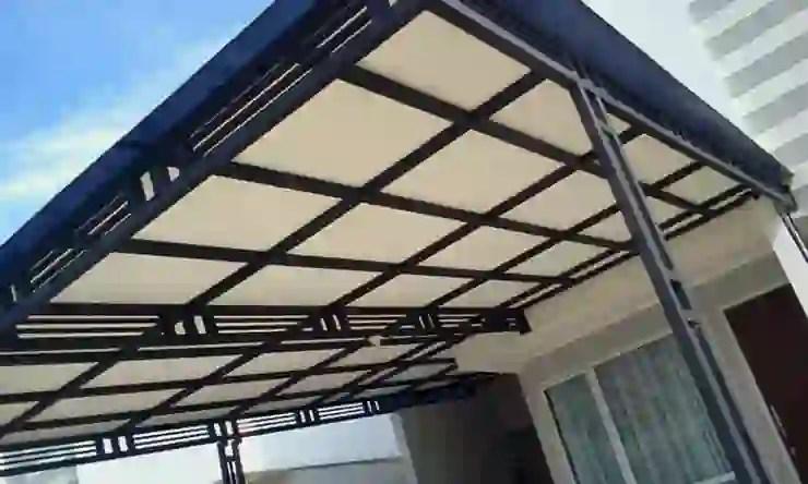 awning dari baja ringan risiko penggunaan atap untuk tempat tinggal homify
