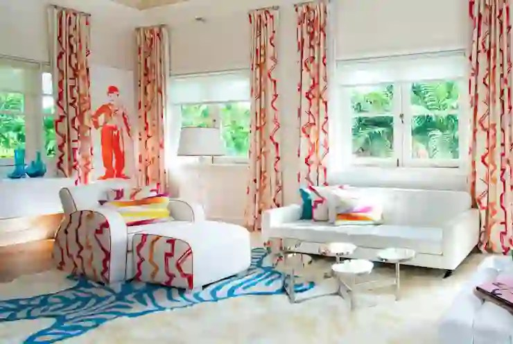 bedroom curtain ideas to create a chic