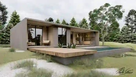 16 Projetos De Casas Modernas Exóticas E Baratas De Construir homify