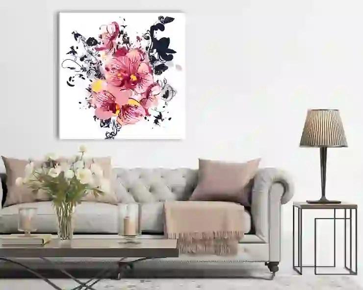 Come il quadro per soggiorno moderno pastel, raffinato ed elegante, perfetto per donare stile. Quadri Per Salotto 16 Idee Uniche Per Rendere Unico Il Tuo Spazio Homify