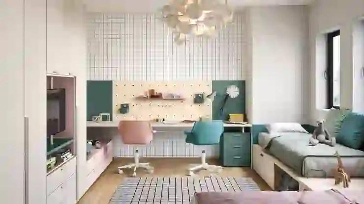 Ideali per ottimizzare gli spazi e creare un'atmosfera accogliente. Progettazione Cameretta Bambini Camera Ragazzi Homify