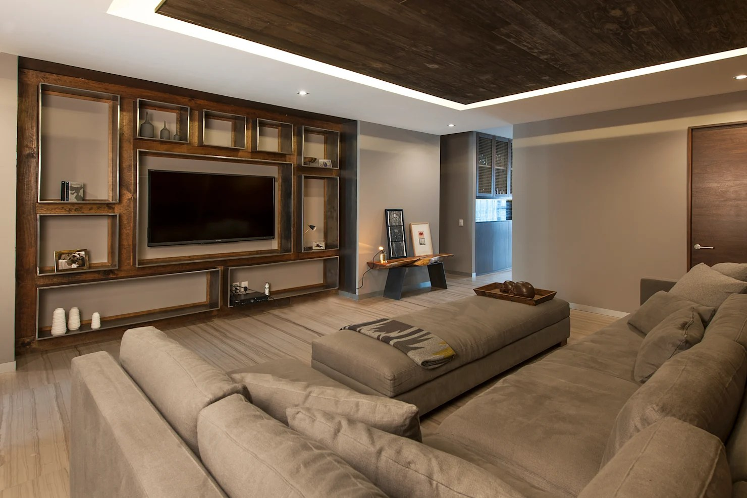 15 Smart Solutions To Place The Tv In Living Room Home