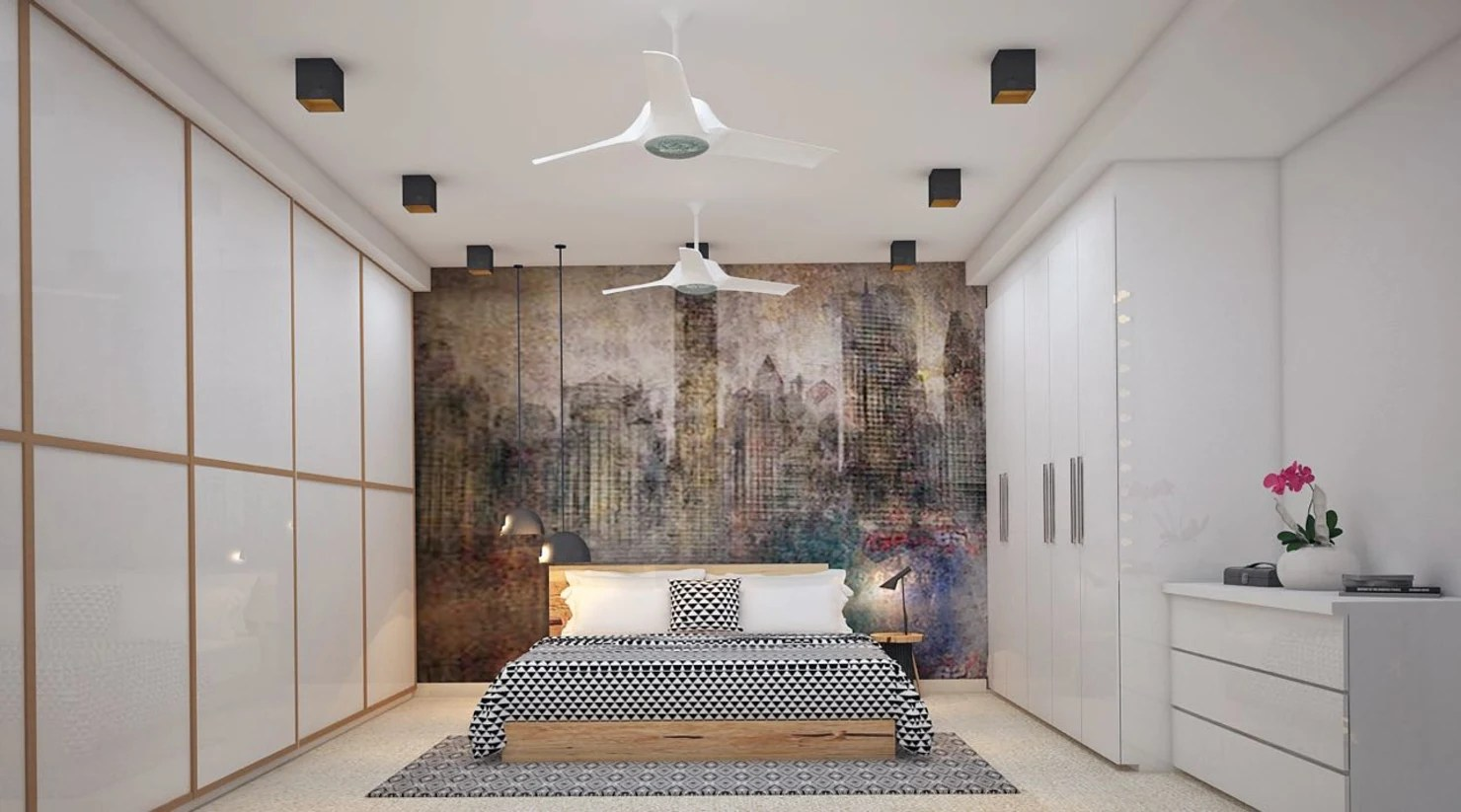 Bedroom Designs From Professionals In Hyderabad