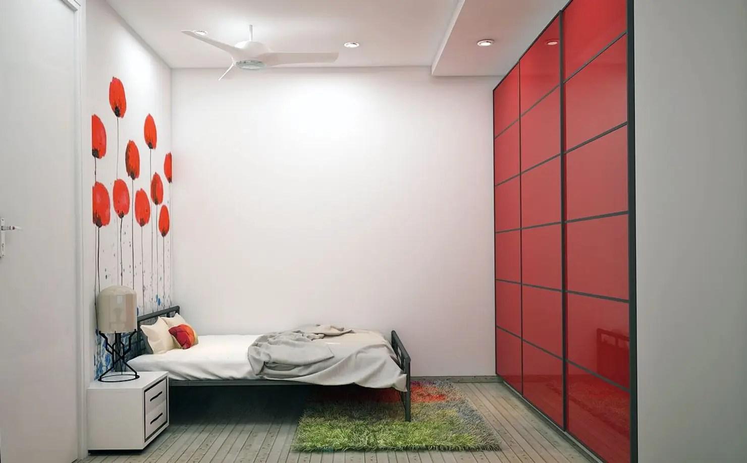 Bedroom Designs From Professionals In Hyderabad  Home Design