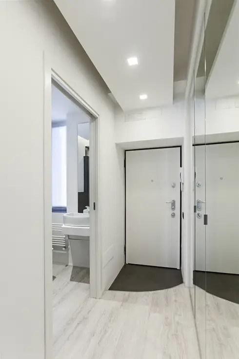 pella kitchen windows cabinet door handles 現代時尚小公寓 米蘭破舊老屋翻身記 窗戶by arch andrea
