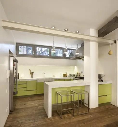 Cucina a parete con penisola o con isola 3 cucine a confronto