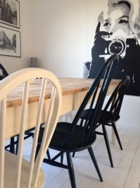 Ercol painted chairs by Owl and the Elephant | homify