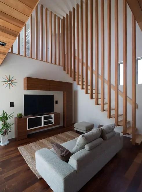 Una casa moderna e sensazionale
