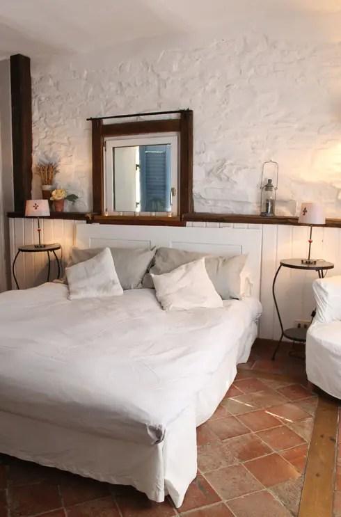 8 spettacolari stanze con pareti in pietra a vista