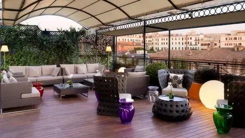Hotel Bernini BristolRoma di Giada Marchesearchitetto  hospitality designer  homify