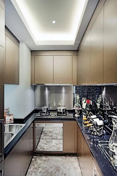 40 Ideias Geniais Para Planejar Uma Cozinha Pequena