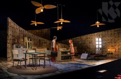 Escenografa Obra de Teatro 2014 de UribeKrayer  homify