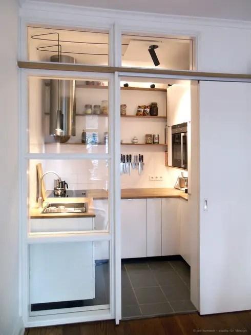 Mini Kuche Einrichten Cheap Kleines Apartment Einrichten Kche Essbereich With Mini Kuche