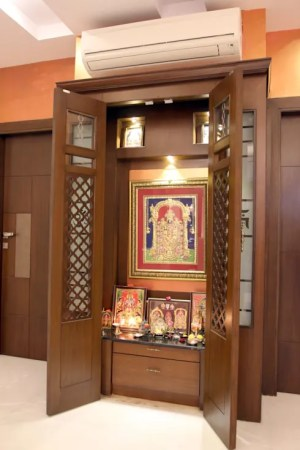 pooja steps interior decoration walls inner homify build perfect
