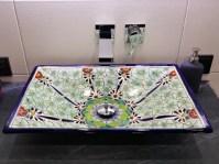 Mexikanische Waschbecken fr sommerlich gute Laune von ...