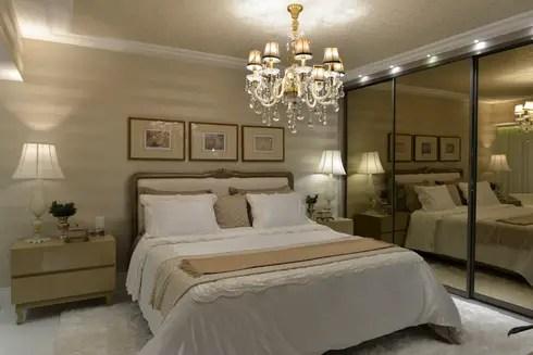 Suite Casal por Dois A Arquitetura e Interiores LTDA  homify