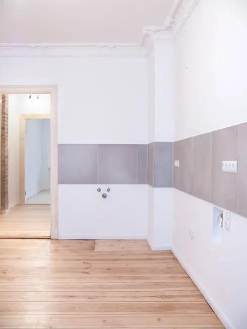 Komplettsanierung Einer Altbauwohnung In Berlin