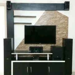 Sleek Tv Unit Design For Living Room Arrange With Fireplace And Functional Designs From Interior Designers In Bangalore Storage Below By Kriyartive