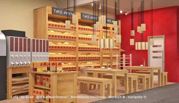 Ausgeklügeltes Bäckerei Design Bei Hannover