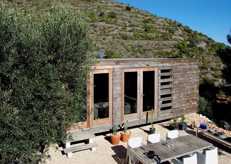 منزل جاهز للتركيب تنفيذ DMP arquitectura