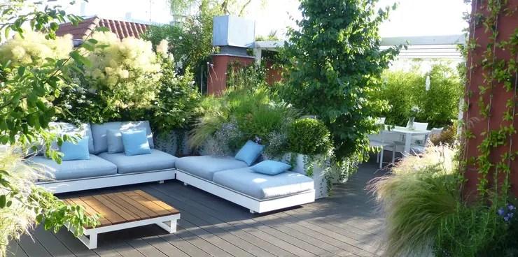 Come creare un meraviglioso giardino sul terrazzo di casa