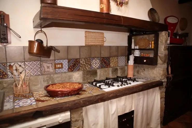 Cucine in Muratura 10 Idee che vi Faranno Innamorare