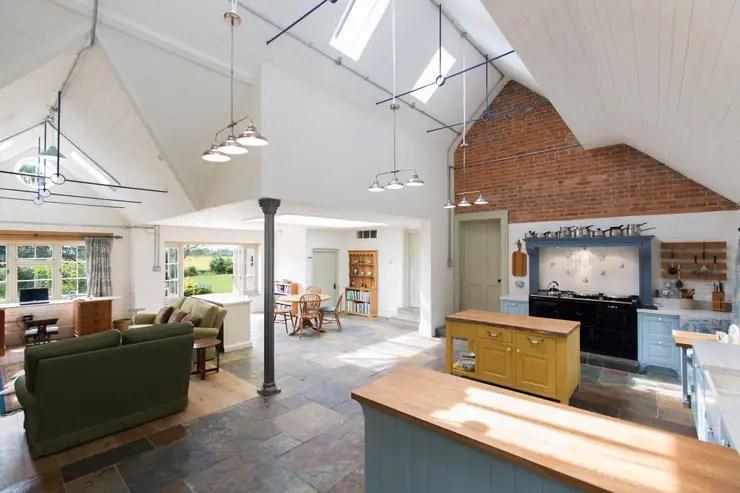 Ideias para decorar a sua casa open space
