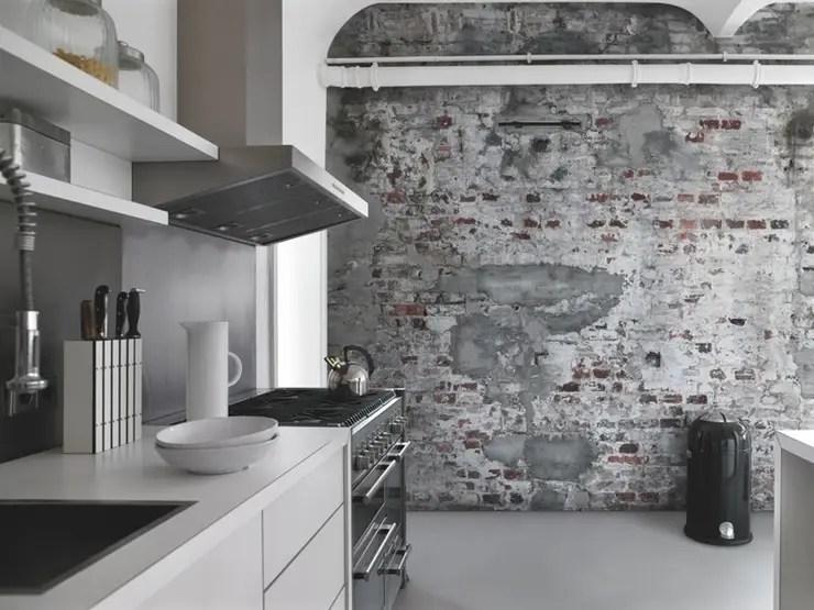 Papel tapiz para tu cocina 10 ideas diferentes