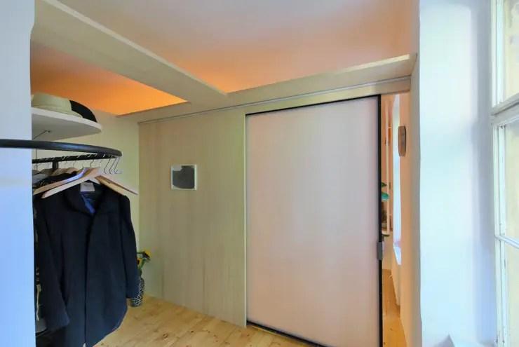 Garderobe Als Raumteiler With Garderobe Als Raumteiler Latest Garderobe Als Raumteiler With