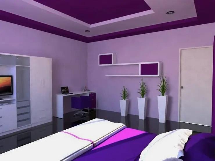 Con qu colores pintar las paredes del dormitorio