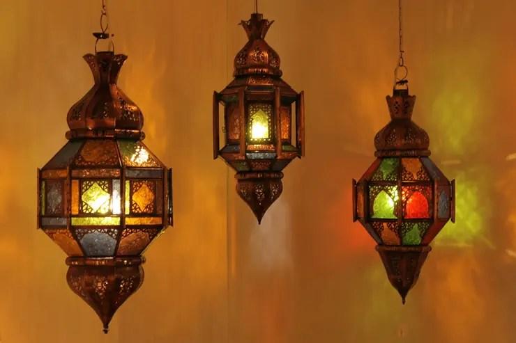 Marokkaanse Staande Lamp ZCC14  AgnesWaMu