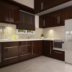 Kitchen Desing Cabinets White Design By Visual Kraft Homify
