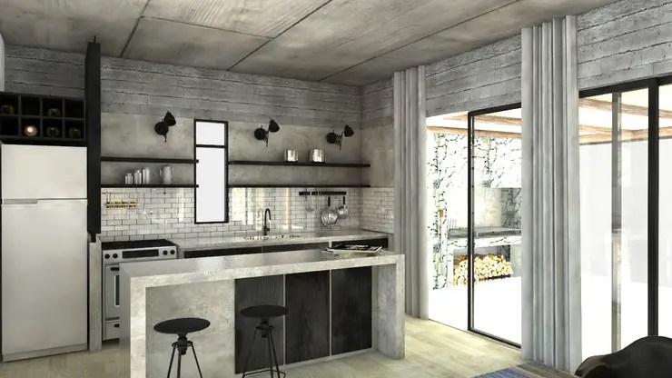 20 Cozinhas modernas com balces de mrmore e granito