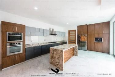 cocinas cocina barra desayunadora homify minimalistas granito maravillosas
