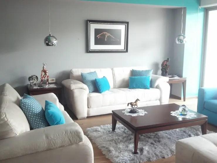 12 combinaciones de color para que tu sala se vea moderna